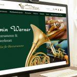 webshop referenz werner musik