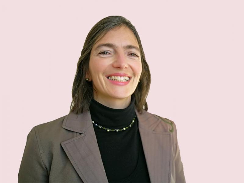 Mitarbeiterin Julia Mreiche