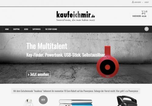 Onlineshop für Innovative Produkte