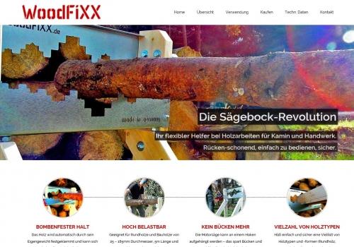 Onlineshop für die Sägebock-Revolution